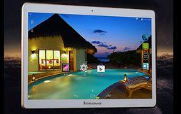Acheter en ligne Pc hd-Tablet PC 10-pouces à huit cœurs 3G combinés téléphone WIFI HD navigation mince construit-16G / 32G / 64G résolution de 2560 * 1600