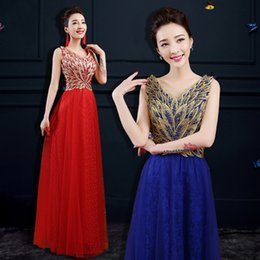 Peacock Further Shape Evening Prom Dresses Silver Embroidery Formal Party Gowns with Beads Keyhole Back Sequined Special Occasion Dress