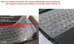 Wholesale-TPU Laptop Keyboard Protector Cover For ASUS T100 T100TA Series