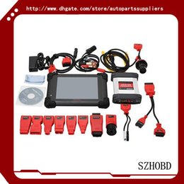 Wholesale Original Autel MaxiSys Pro MS908P MS Wifi OBD Full System Diagnostic with J2534 ECU Preprogramming DHL free