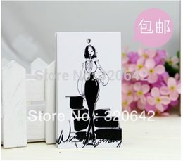 Wholesale new design Fashion new korean tide apparel tag labels stock clothings paper hang tags