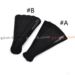 Wholesale-5pcs Black Simple Pen Pouch Velvet Pen Bags Fabric Pen Case New Arrival