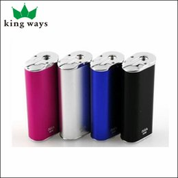 Wholesale Best Eleaf Istick W E cigarette Mod Best Factory Price Top Quality Fast Delivery DHL