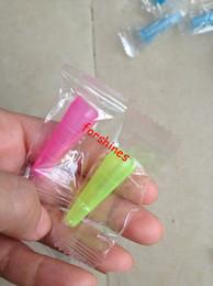 100pcs / lot, embout buccal en plastique pour pipe fumée pipe Shisha Sheesha Conseils de BOUCHE bouts de goutte à goutte Hookah Accessoires LIVRAISON GRATUITE à partir de shisha bouche fabricateur