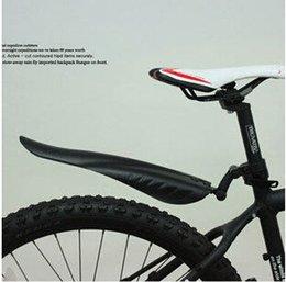 Wholesale Bicycle fender black color bike cycling road bike fender MTB road bike fender high quality factory direct sale