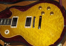 Wholesale New arrival Historic Reissue Lemonburst Electric Guitar in stock