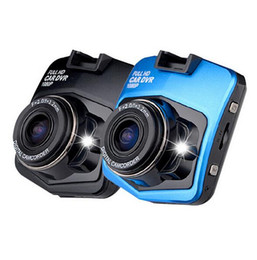 Wholesale 1080P Full HD Novatek GT300 Car Dvr Degree Wide Angle Car Camera Recorder With Night Vision With G Sensor Dash Cam