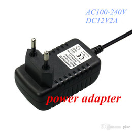 US EU 12V2A 5V3A move monitor security recieational machines liquid crystal displap power supply voltage stability small ripple