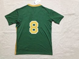 Wholesale Original Picture Green Number New Rev Basketball jersey Welcome to consult SIze S XXL