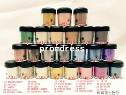 Wholesale 60pcs Factory direct Best selling New arrived differ color single color pigment g powder eyeshadow eye shadow