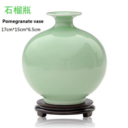 Wholesale Jindezhen antigue imitation ceramic vase decorate art and crafts for home decor
