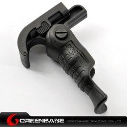 Wholesale Unmark Tactical QD Foldable Vertical Foregrip Black GTA1092
