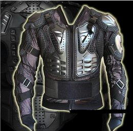Wholesale-1pcs Full body Armor Motor armor,Motocross armor, racing gear,motorcycle jacket, protector armour black