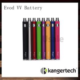 Kanger Evod VV Battery Kangertech Evod Variable Voltage 1000mah eGo Twist Battery 100% Original