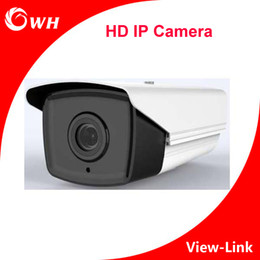 Wholesale CWH W6256C20L HD IP Outdoor Waterproof Camera P MP Surveillance CCTV System with Smart phone view and M IR Led Night Vision