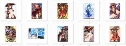 Wholesale February update KonoSuba anime Characters Aqua Megumin Custom painting kono subarashii sekai ni shukufuku wo poster