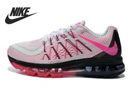 Discount Shoes Run Air Max Hot Sell Nike Air Max 2015 Brand Running Shoes Women Athletic Outdoor Sneakers Eur Size 36-40
