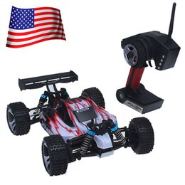 Wholesale USA Stock Wltoys A959 WD Radio Off Road KM H G RC RTR Car Scale Cool