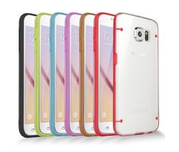 2017 cas transparents pour iphone 4s Case Cover Galaxy S6 Case Ultrathin Transparent Crystal Clear lumineux pour l'iPhone 6 Plus 5 5S 4 4S Samsung S5 Note 4 S3 S4 3 2 HTC un M9 cas transparents pour iphone 4s offres