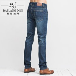 Wholesale Judith Lang Bai New Men s Jeans Shorts Famous Brand Short Jeans Size Cotton Dark Color Men s Casual