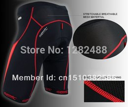 Wholesale-New Men bicycle coolmax short cycling 3D coolmax tight pant shorts size S-2XL