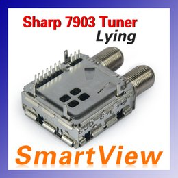 Wholesale Genuine Sharp Tuner Lying Type A for skybox openbox F5 F5S V5S V8 V8S M3 M5 S10 S12 M3 F5 satellite receiver