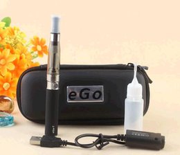 EGO Kit CE4 Starter Kits Multicolour 1.6ml E Cigarette Atomizer 650mah 900mah 1100mah Battery EGo T EGo W EGo C E Cigs OEM E Cigarette DHL