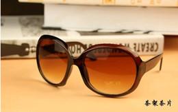 20pcs / lot 2015 de las mujeres de moda las gafas de sol clásicas gafas de sol gafas de sol gafas rana espejo gafas de sol de los hombres gafas de sol femeninas Multi-color # 413 desde espejo de cristal clásico fabricantes