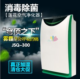 Wholesale New explosion models JSQ anion humidifier in addition to formaldehyde PM2 home office air purifier manufacturers