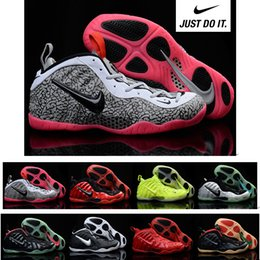 Wholesale NIKE Air foampositeS One ParaNorman Mens Basketball Shoes Penny Hardaway Foamposites Pro Galaxry Size