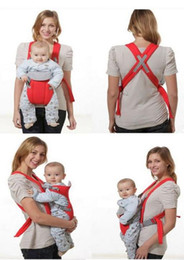 Wholesale Infant newborn Baby carrier BAGS FRONT CARRY BELOW15KG BABY FREE SIZE EXPORT TO AMERICAN FRANCE GERMANY ENGLAND A COMFORTABLE