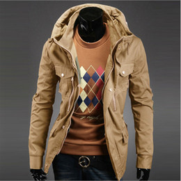 Men's foreign trade in autumn and winter coat jacket large size of England with high quality large size men's jackets for men wholesale