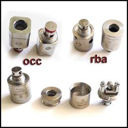Kanger Subtank OCC Coils 0.5ohm 1.2ohm Kangertech Subtank RBA Coils Replacement Subtank Mini Atomizer Subtank Plus Subtank Clearomizer