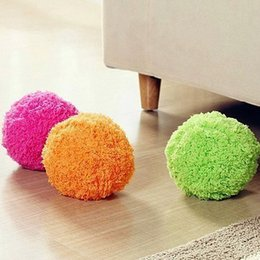 Wholesale Fashion Design Best Price Robotic Microfiber Mop Ball Mini Automatic Vacuum Cleaner Cute Rolling Ball Cat Toy