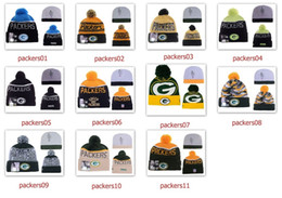 Wholesale Green Bay Winter Wool Hats Packers Beanies