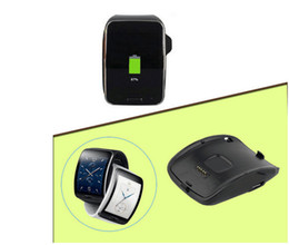 TRAVEL CHARGER SAMSUNG R 750 DESKTOP CHARGER Charger Cradle Charging Dock+USB Cable for Samsung Gear Fit R350 Smart Watch New
