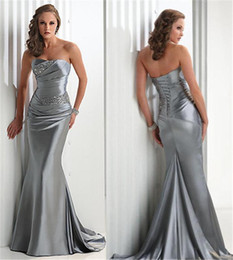 Party Dress Fashion Party Womens Heart and Fold Fish Tail Dress Hot Womens Elegant Strapless and Backless Evening Skir