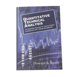 Wholesale Quantitaltive Technical Analysis By Bandy DHL Free Ship