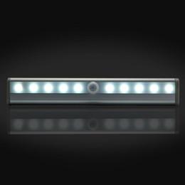 Wholesale Best Sale DIY Stick on Anywhere Portable LED Wireless Motion Sensing Closet Cabinet LED Night Light