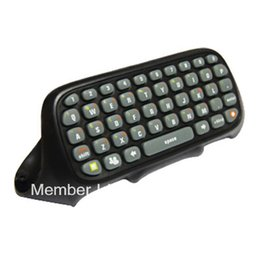 Wholesale Free Shpping Hotsale Live Messenger Keyboard Keypad Chatpad for Microsoft XBOX Controller A1760 L8qfqw