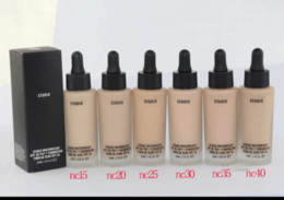 Wholesale 2015 The Best Christmas Gift Brand Makeup STUDIO WATER WEIGHT FOUNDATION SPF30 FOND DE TEINT ML Liquid Foundation