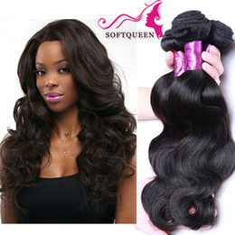 Peruvian Brazilian Malaysian Indian Mongolian Virgin Hair Body Wave Cheap Human Hair Weave Wavy Bundles Natural Black Remy Hair Extensions