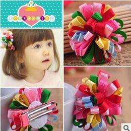 Childrens Accessories Hair Flowers Fashion Barrettes Girls Headbands Baby Girl Hair Clips Children Hair Accessories Kids