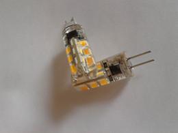 Best seller High lumen 3w led corn light AC12V G4 SMD 2835 Silicon Corn Bulb Light
