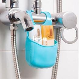 Wholesale Sponge storage rack basket wash cloth Toilet soap shelf Organizer kitchen gadgets Accessories Supplies Products