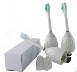 Wholesale DHL Factory Price Directly Top Quality Sonicare E series toothbrush heads for HX7001 HX7002 White Box Package