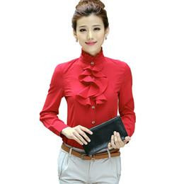 Блузка С Высоким Воротником Доставка