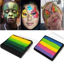 Краски для фейс арта