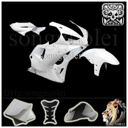 Wholesale There is no spray paint Raw Bodykit Fairing Body kit For Yamaha YZF YZFR YZFR1