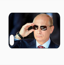 Putin With Sunglass cell phone case for iPhone 4s 5s 5c 6 6s Plus ipod touch 4 5 6 Samsung Galaxy s2 s3 s4 s5 mini s6 edge plus Note 2 3 4 5